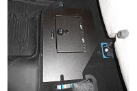 19-21 Ranger SuperCrew Console Vault Rear Seat Gun Safe