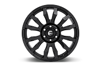 1999-2019 F250 & F350 Fuel Blitz D675 Wheel (20mm Offset) Gloss Black