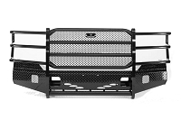 2011-2016 F250 & F350 Ranch Hand Summit Front Bumper w/ Grill Guard