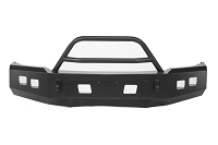 2011-2016 F250 & F350 Ranch Hand Horizon Bullnose Front Bumper w/ Top Ring