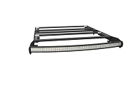 2005-2020 Tacoma Double Cab KC HiLites M-RACK Roof Rack (Rack Only)