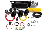 2011-2016 F250 & F350 Kleinn Heavy-Duty On-Board Train Horn System