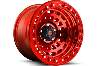 6x139.7mm Bolt Pattern Fuel Zephyr Beadlock D100 17x9