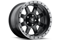 6x139.7mm Bolt Pattern Fuel Trophy D551 17x8.5