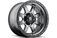 6x139.7mm Bolt Pattern Fuel Trophy D552 18x9