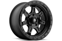 6x139.7mm Bolt Pattern Fuel JM2 D572 17x8.5