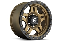 6x139.7mm Bolt Pattern Fuel Anza D583 18x9