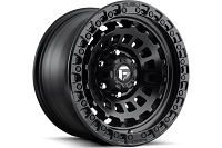 6x139.7mm Bolt Pattern Fuel Zephyr D633 18x9