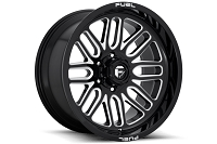 6x139.7mm Bolt Pattern Fuel Ignite D662 20x10