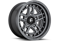 6x139.7mm Bolt Pattern Fuel Nitro D668 20x9