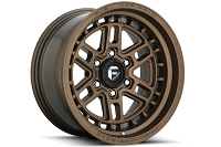 6x139.7mm Bolt Pattern Fuel Nitro D669 20x9
