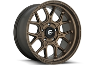 6x139.7mm Bolt Pattern Fuel Tech D671 18x9