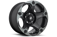 6x139.7mm Bolt Pattern Fuel Menace D685 17x9