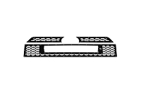 14-17 4Runner Rigid Industries LED Main Grille