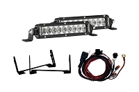 2017-2018 Raptor Rigid Industries Complete Upper Grille LED Light Bar Kit