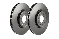 2005-2012 F250 & F350 4WD EBC RK Series Premium OE Replacement Front Rotors