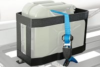 Rhino Rack Vertical Jerry Can Holder