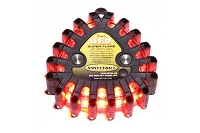 SmittyBilt Universal Flashing Object LED Safety Light