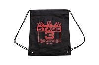 Stage 3 Motorsports Lightweight Drawstring Bag