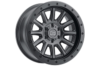 6x139.7mm Bolt Pattern Black Rhino Dugger 17x8.5