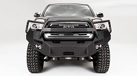 2016-2020 Tacoma Fab Fours Premium Winch Full Guard Front Bumper