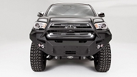 2016-2020 Tacoma Fab Fours Premium Winch Pre-Runner Guard Front Bumper