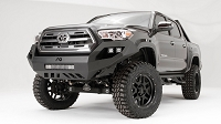 2016-2020 Tacoma Fab Fours Vengeance No-Guard Front Bumper