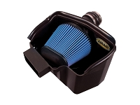 2013-2017 Explorer Sport 3.5L EcoBoost Airaid MXP Blue SynthaMax Intake Kit (Dry)