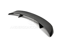 2015-2017 Mustang Anderson Composites Type-AT Carbon Fiber Rear Spoiler