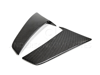 2015-2017 Mustang Anderson Composites Carbon Fiber Side Scoops