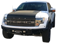 2010-2014 SVT Raptor ADD Venom Front Off-Road Bumper with Winch