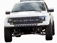 2010-2014 SVT Raptor ADD Lite Series Front Bumper (No Top Hoop)