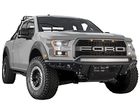 2017-2018 Raptor ADD Stealth R Paneled Front Off-Road Bumper