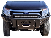 2011-2016 Ranger T6 ADD Stealth Paneled Winch Mount Front Off-Road Bumper