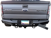09-14 F150 & Raptor ADD Honey Badger Rear Sensor Bumper