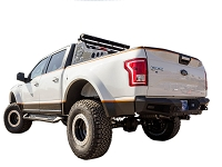 2015-2019 F150 ADD Honey Badger Rear Off-Road Bumper (With Sensors)
