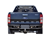 2011-2016 Ranger T6 ADD Dimple Rear Off-Road Bumper