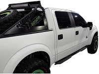 2009-2014 F150 & SVT Raptor ADD Venom Side Steps (SuperCab)