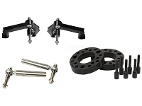 2010-2014 SVT Raptor Stage 2 Front Suspension Kit