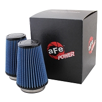 2011-2014 F150 Ecoboost aFe Pair Pro-5 R Intake Replacement Filters (Oiled)