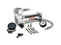Viair 444C 200psi Air Compressor (Chrome Finish)