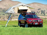 ARB Series III Simpson Rooftop Tent with Ladder
