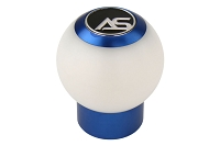 2013-2018 Focus ST/RS / 2014-2018 Fiesta ST Autostyled Shift Knob - Blue w/ White Delrin Center