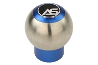 2013-2018 Focus ST/RS / 2014-2018 Fiesta ST Autostyled Shift Knob - Blue w/ Stainless Steel Center