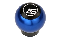2013-2018 Focus ST/RS / 2014-2018 Fiesta ST Autostyled Shift Knob - Black w/ Blue Aluminum Center