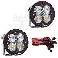 Baja Designs XL-R 80 Series LED Driving/Combo Off-Road LED Light (Pair)