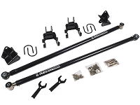 2004-2018 F150 BDS Recoil Traction Bars & Mount Kit for 0-6