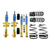 2007-2011 GT500 Bilstein B12 Pro-Kit Lowering Package (w/o Electronic Suspension)