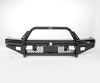 2017-2019 F250 & F350 Ranch Hand Legend Bullnose Front Bumper (w/ Cut-Out for Camera)
