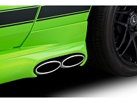 2013-2014 Mustang Cervini's Complete Side-Exit Exhaust System